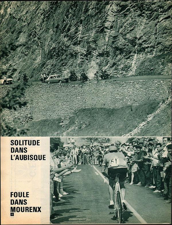 Blog Merckx solitude Aubisque et Mourenx
