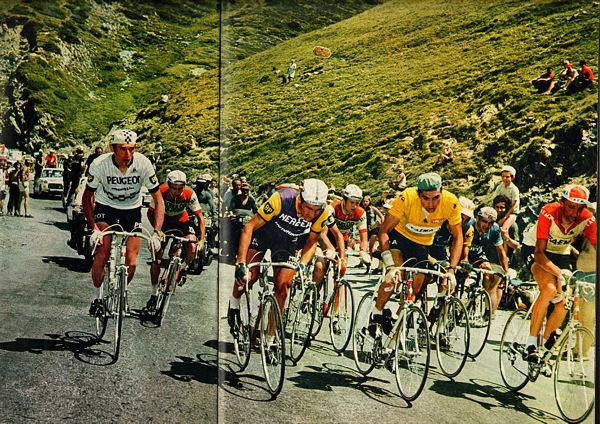 Blog Merckx va bientôt démarrer