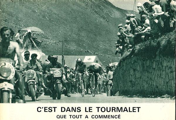 Blog Merckx Van deen Bossche sommet Tourmalet