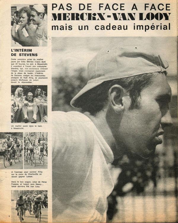 Blog Pas de fac à face Merckx Van Looy