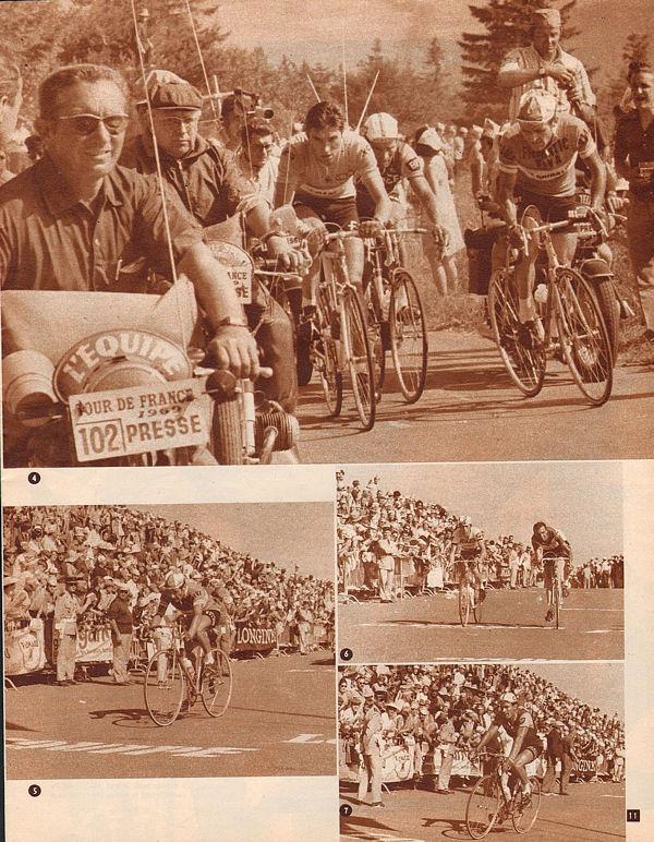 Blog Puy de Dôme Merckx lâche les autres