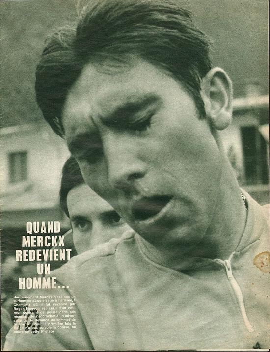 Blog Quand Merckx redevient un homme