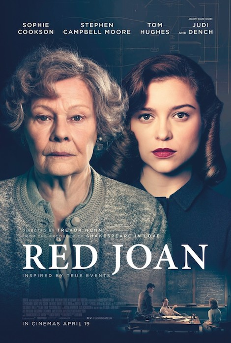 affiche Red Joan