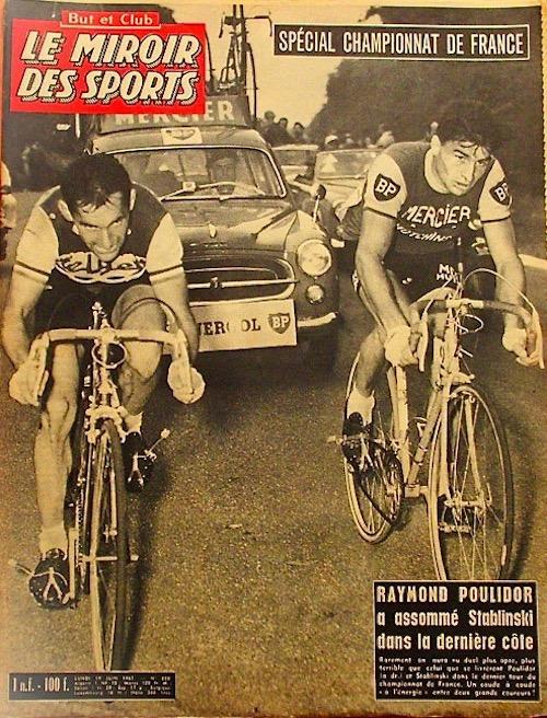 1961-champion de France miroir-sports