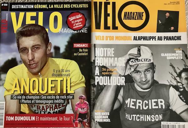 Anquetil-Poulidor souvenirs