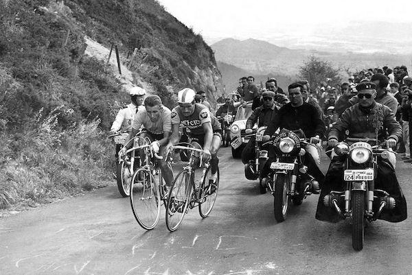 blog Anquetil-Poulidor Puy de Dôme