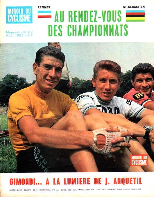 1965 MdC N° 62 d'août