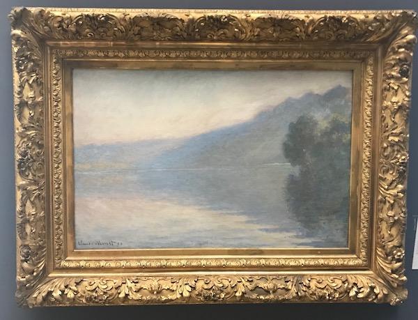 Monet Seine