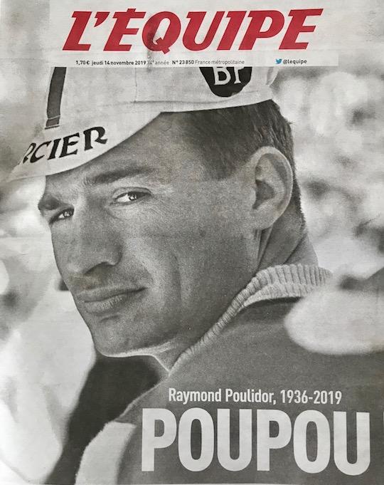 Poulidor L'Equipe