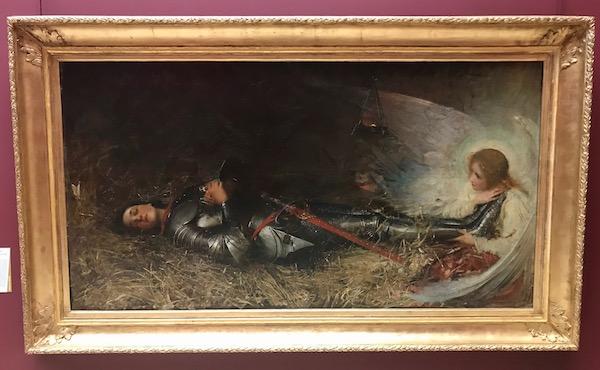 Sommeil de Jeanne d'Arc 1