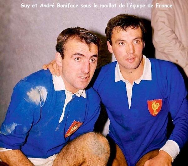 Blog Guy et André Boniface equipe de France
