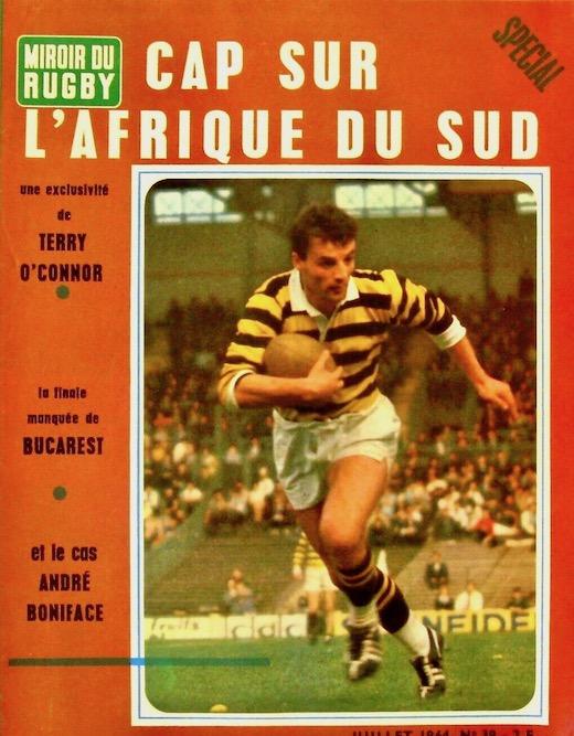 Blog Miroir-du-Rugby-n°39-1964-SPECIAL-AFRIQUE-DU-SUD-PAUL-DEDIEU-crabos-beziers 2