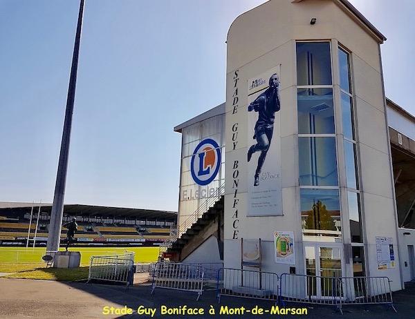 Blog Stade de Mont-de-Marsan