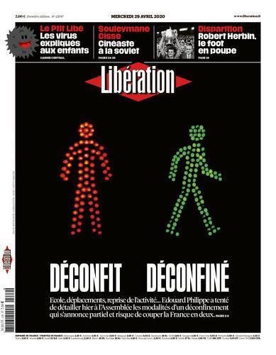 Libération déconfit déconfiné