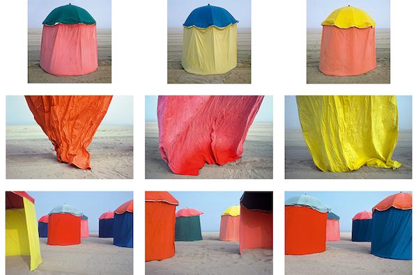 Parasols de John Batho