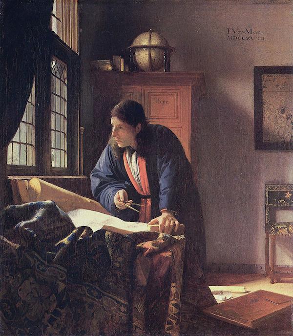Vermeer Geographe
