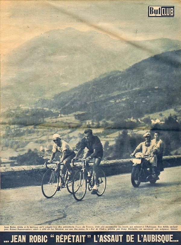 1950-07-26+-+BUT-CLUB+248+ Robic entrainement-+37th+Tour+de+France+-+004