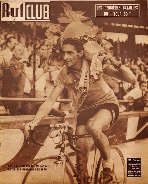 1950-08-08+-+But+et+CLUB+-+253+-+01. Kubler tour d'honneurjpg