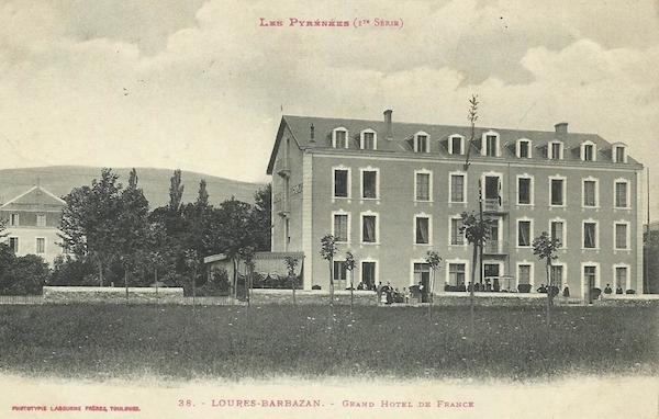 Loures-Barousse