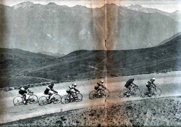 Miroir du TOUR 1950 34 35