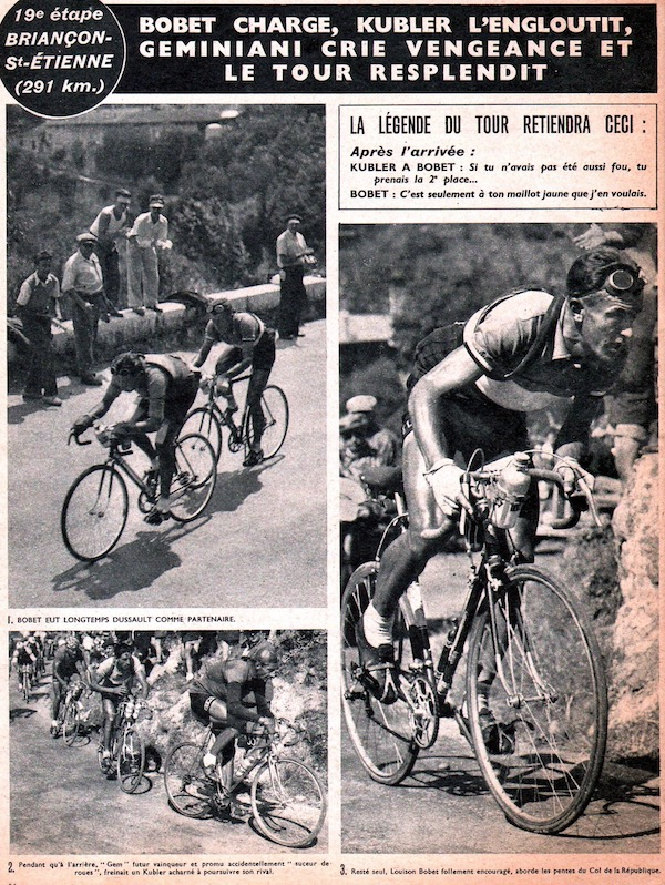 Miroir du TOUR 1950 56