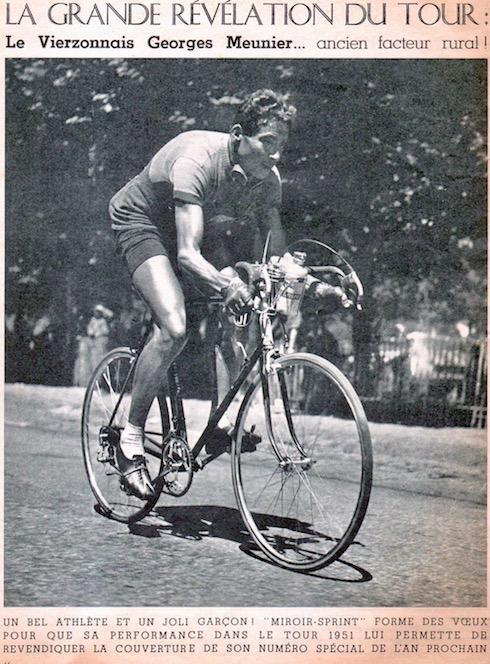 Miroir du TOUR 1950 66 Meunier