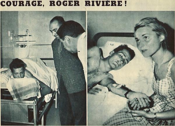 Accident Rivière hôpital