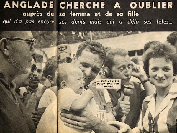 Angers Anglad et sa fille