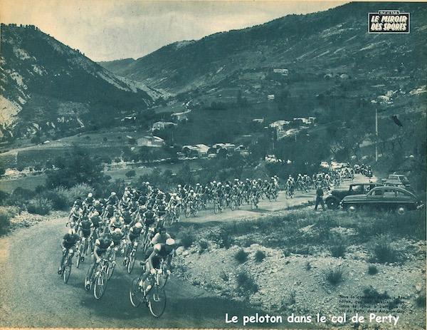 Avignon-Gap col de Perty MDS