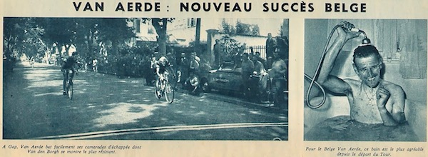 Avignon-Gap Van Aerde sprint