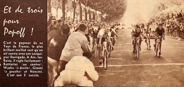 Briançon-Aix sprint Graczyk