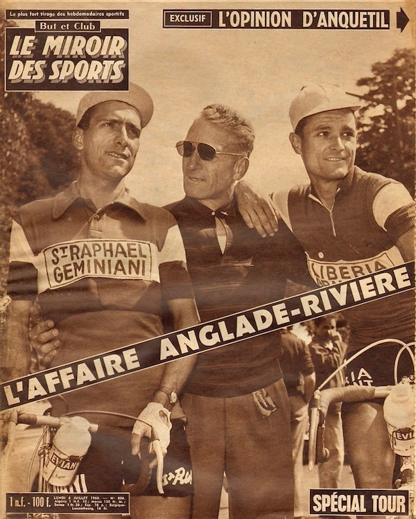 L'affaire Anglade-Riviere