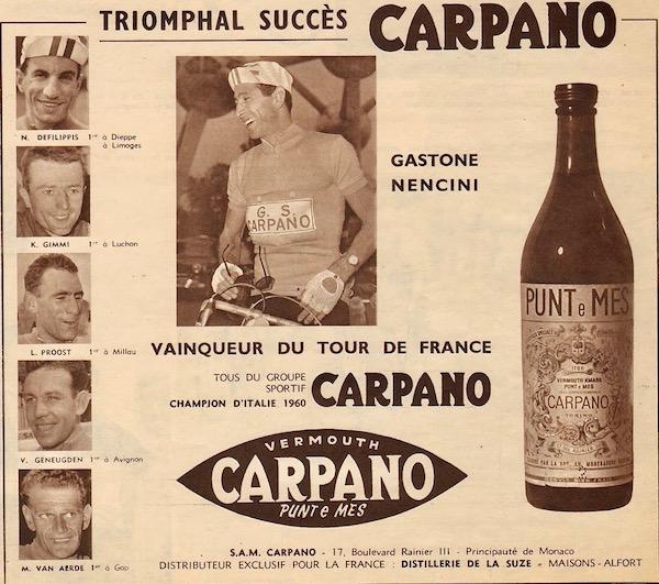 Paris triomphal Carpano