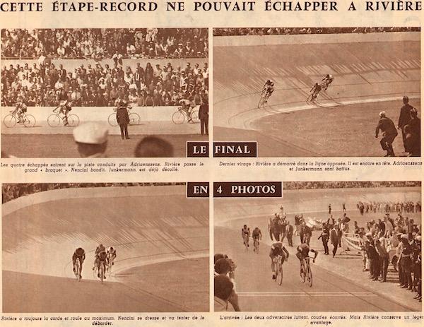 Sprint à Lorient 1