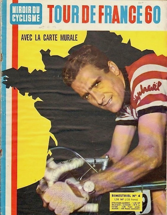 Une Rivière Miroir du Cyclisme 2