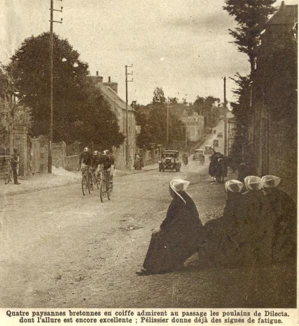 tour1927 passage en bretagne