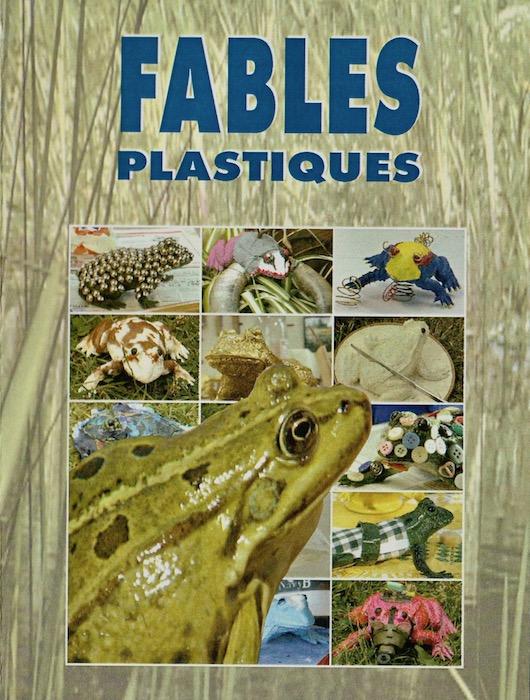 jaquette fables plastiques