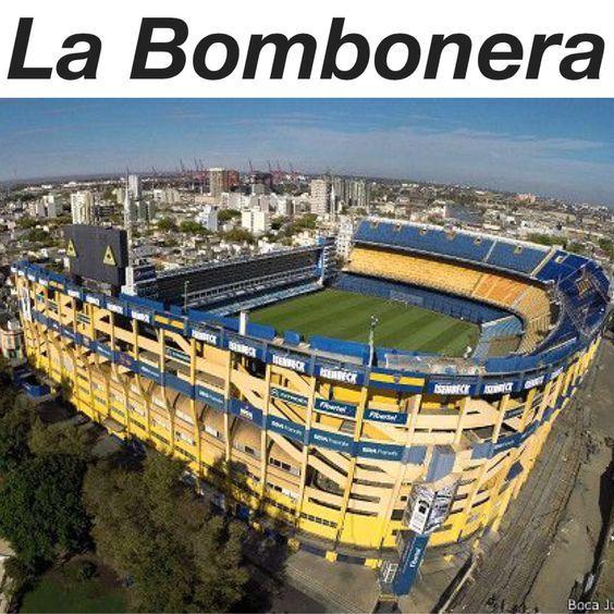 Bombonera Buenos Aires