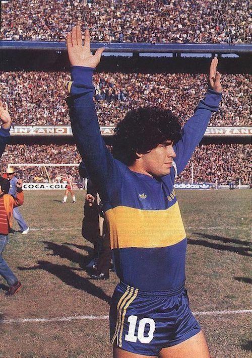 Maradona boca 2