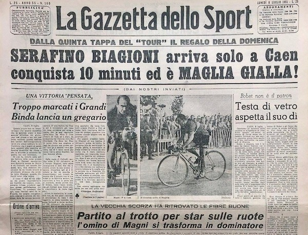Biagioni Gazzetta