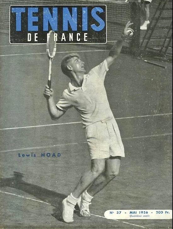 Tennis de France-Hoad