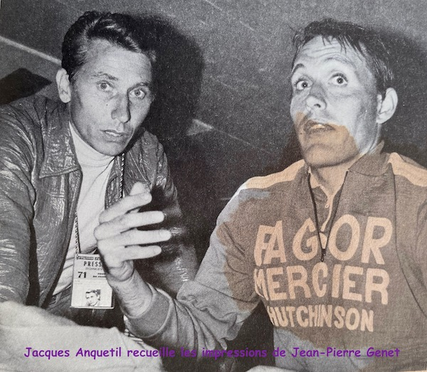 Anquetil et Genet