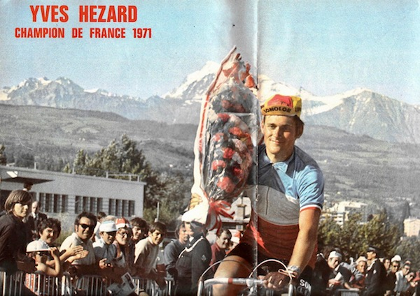 Champion de France Hézard
