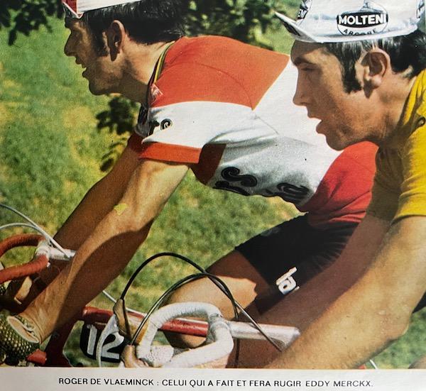 De Vlaeminck et Merckx