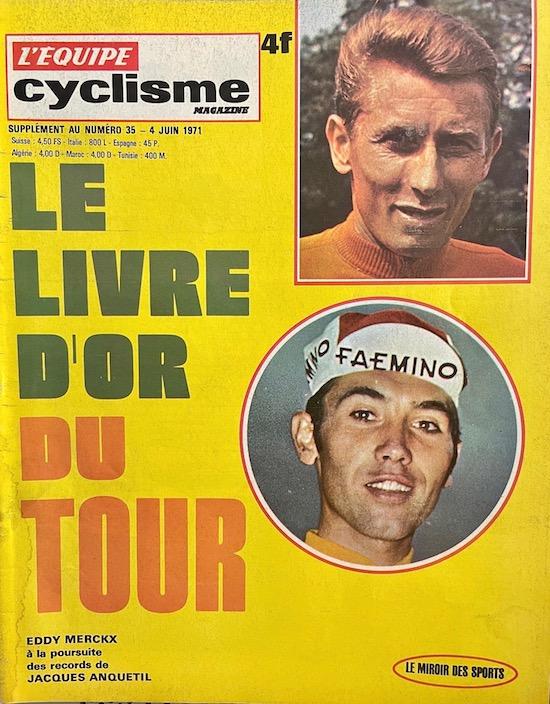 Merckx-Anquetil
