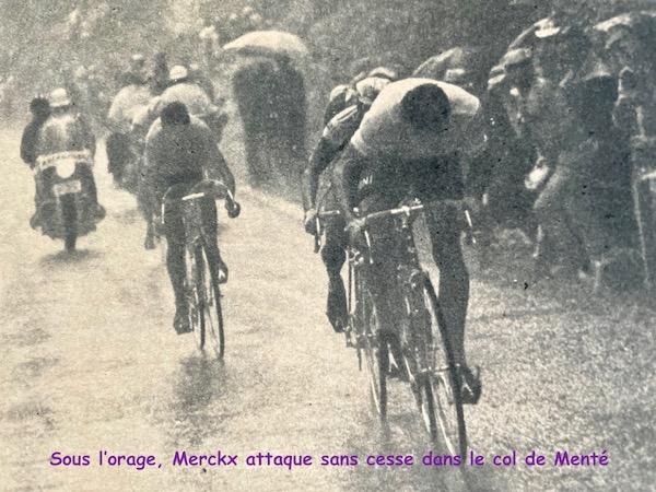 montée Menté Merckx attaque