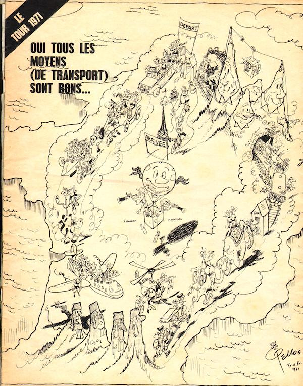 SPORT N° 20 du 23 juin 1971 03 PELLOS
