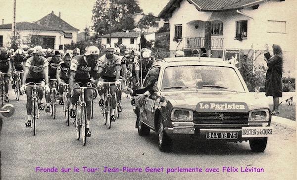 SPORT N° 21 du 30 juin 1971 06 Jean-Pierre Genêt