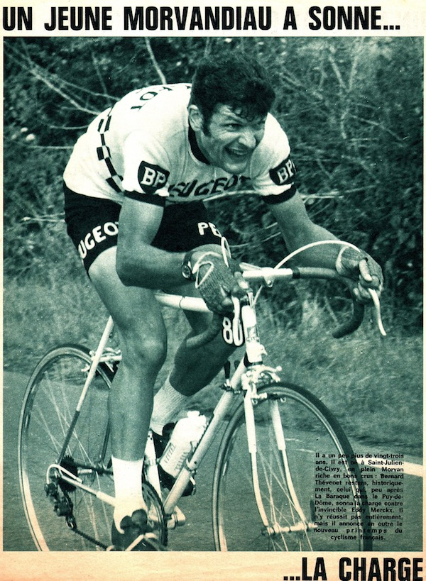 SPORT N° 22 Bis du 10 juillet 1971 03 Bernard Thévenet