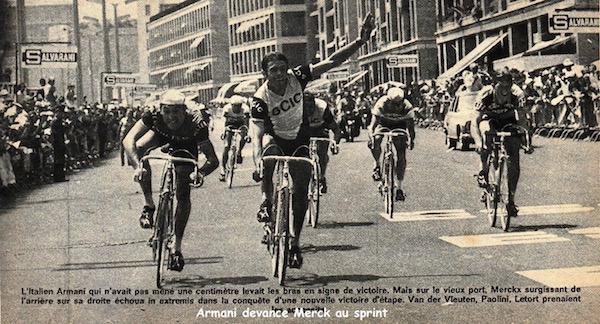 SPORT N° 23 du 14 juillet 1971 19 Orcières - Marseille - Armani